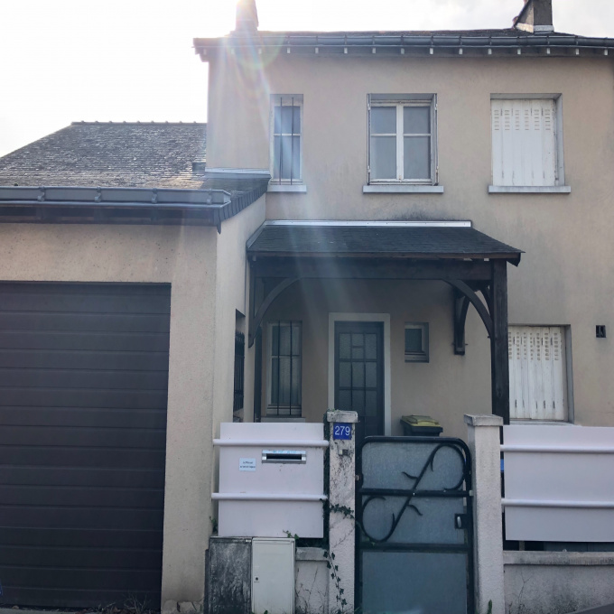 Offres de vente Maison Trélazé (49800)